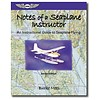 Notes Of A Seaplane: Instructional Guide Softcover