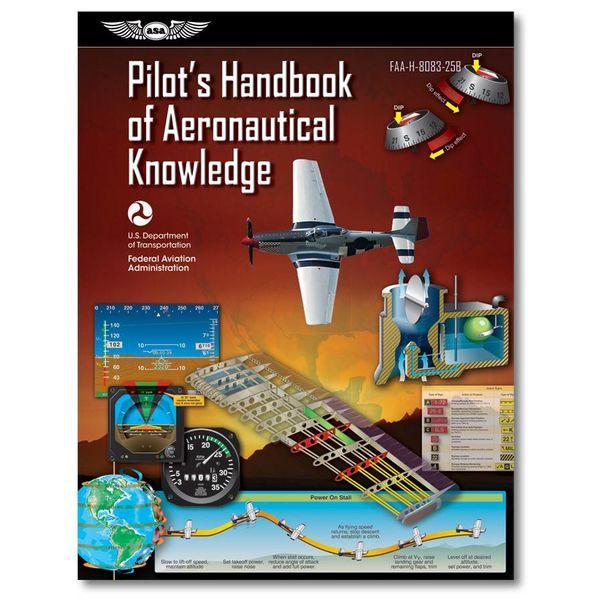 ASA - Aviation Supplies & Academics Pilot's Handbook of Aeronautical Knowledge SC