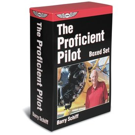 ASA - Aviation Supplies & Academics The Proficient Pilot Gift Set softcover