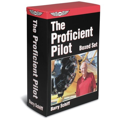 The Proficient Pilot Gift Set softcover