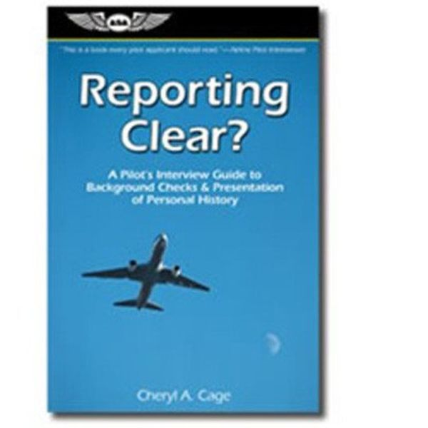 ASA - Aviation Supplies & Academics Reporting Clear?