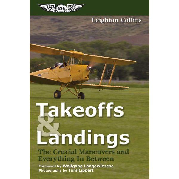 ASA - Aviation Supplies & Academics Takeoffs & Landings softcover