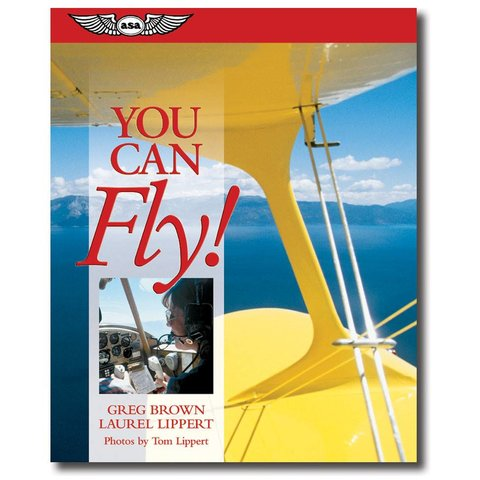 You Can Fly! softcover
