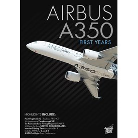 Aviation Data Corp. UTOPIA DVD Airbus A350: First Years