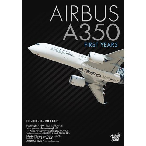 DVD Airbus A350: First Years