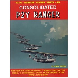 Naval Fighters Consolidated P2Y Ranger: Naval Fighters 96 softcover