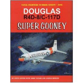 Naval Fighters Douglas R4d-8/C117d Super Gooney:Naval Fighters:Nf#95 Sc