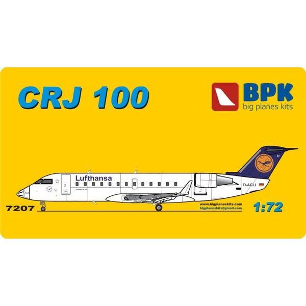 Big Planes Kits (BPK) CRJ100 LUFTHANSA 1:72 (1ST)