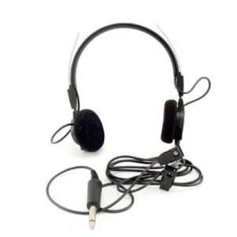Airman 760 Headset (audio only) GA jack