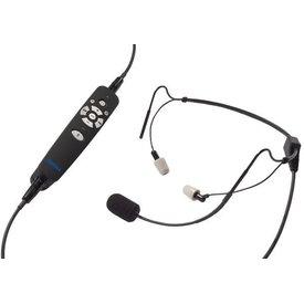 Clarity Aloft Link Headset Bluetooth [AA Batteries]