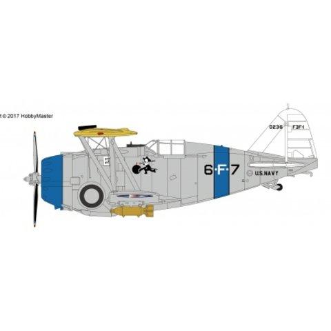 F3F1 VF6B Felix the Cat USS Saratoga 6-F-7 1936 1:48