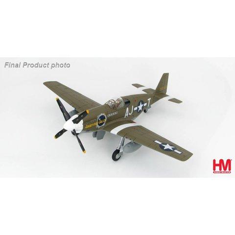 P51B Mustang 356FS, 354FG, 9AF Capt. R.E. Turner Short Fuse Sallee 1:48**o/p**