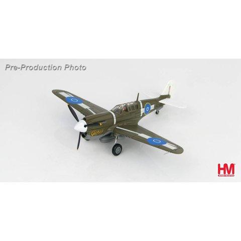 P40N Warhawk No.4 Servicing Unit RNZAF, Gloria Lyons 1:72