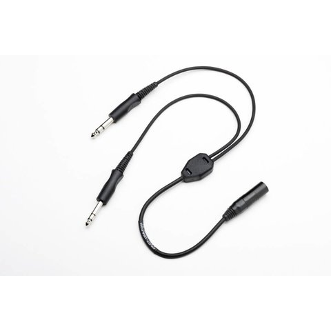 Headset Adapter Bose A20 6 Pin To Ga