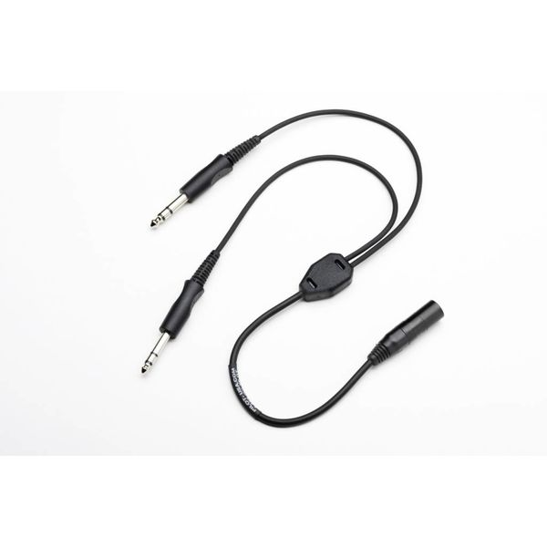Pilot Communications Headset Adapter Bose A20 6 Pin To Ga