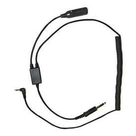 Pilot Communications Headset Adapter Digital Audio Recorder Adapter