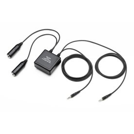 Pilot Communications PA-96 Headset adapter GA to PC Flight Simulator