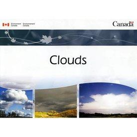 Environment Canada Cloud Chart Canadian Folded