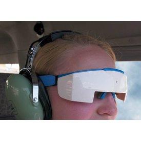 Jeppesen Jeppshades IFR Training Glasses
