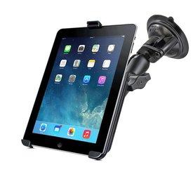 Ram Mounts Suction Mount For iPad 2-4  EZ-Roll'r™ Cradle