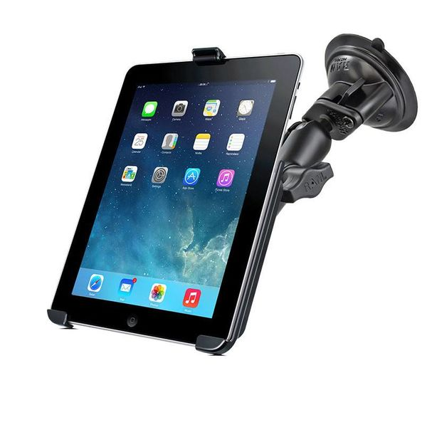 Ram Mounts Suction Mount Ipad 2-4