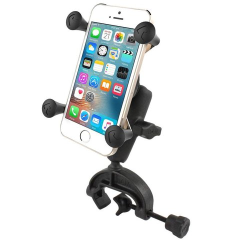 Yoke Clamp Universal Cell Phone X-Cl