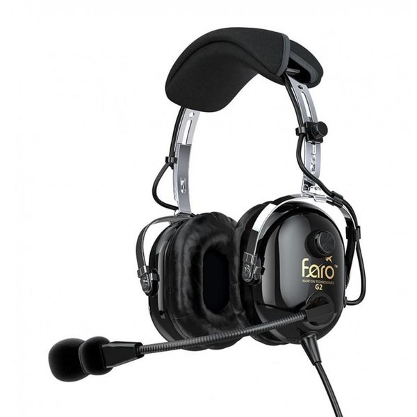 Faro G2 ANR Headset Black