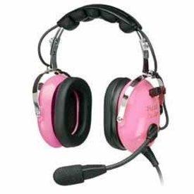 Pilot Communications Pa-1181tp Pink Headset