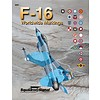 F16 Worldwide Markings: Squadron Softcover