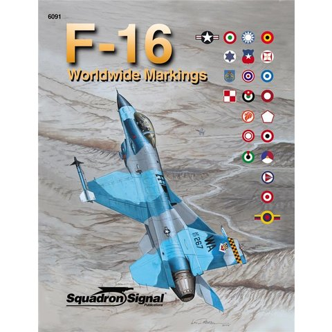 Worldwide F16 Markings:Squadron Sc