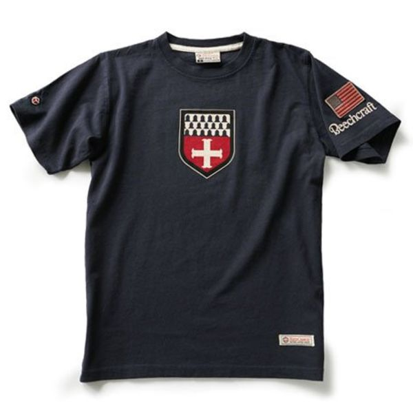 Red Canoe Brands Beechcraft tee