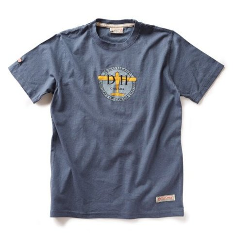 Dehavilland Logo T-Shirt