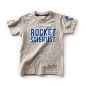Red Canoe Brands Nasa Rocket Scientist Kid's T-Shirt