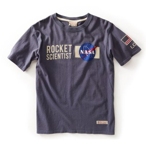 Nasa Rocket Scientist T-Shirt