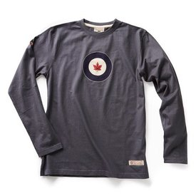 Red Canoe Brands RCAF Long Sleeve T-Shirt