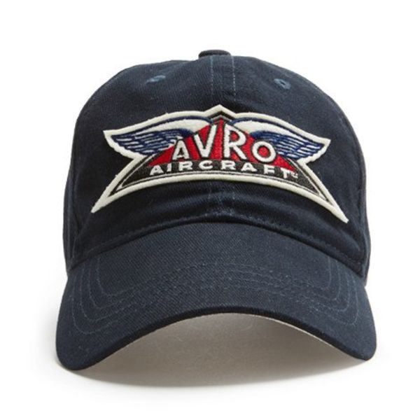Red Canoe Brands Cap Avro Logo navy