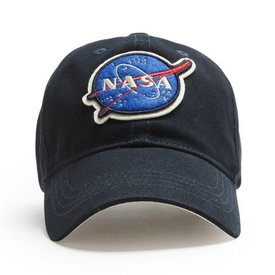 Red Canoe Brands Cap Nasa Navy