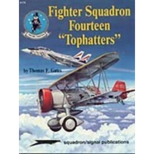 Squadron Fighter Squadron 14 Tophatters: Squadron #6173 Softcover