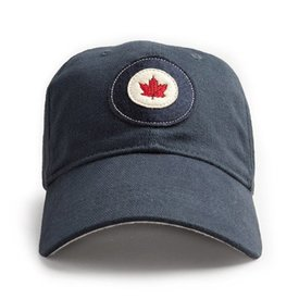 Red Canoe Brands Cap RCAF Roundel Navy