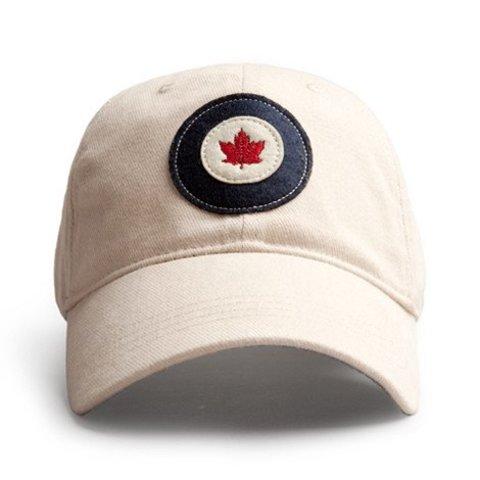 Cap RCAF Roundel Stone