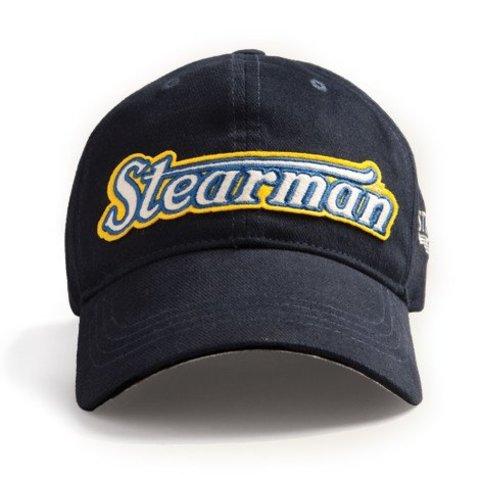 Cap Stearman Navy (DAX)