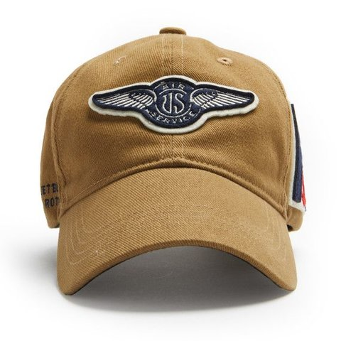 Cap Us Air Service Tan Dax