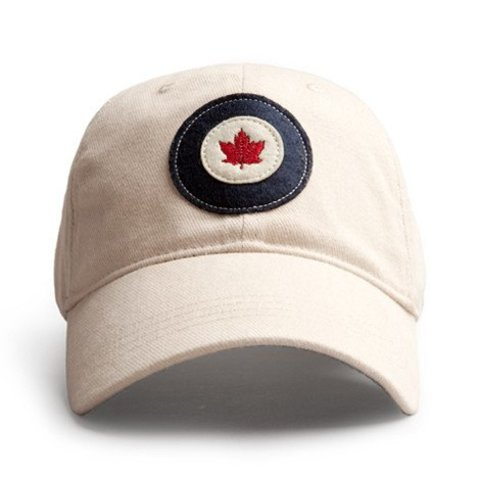 Kids Cap RCAF Stone