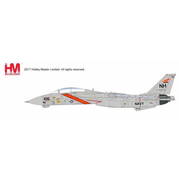 Hobby Master F14A Tomcat VF114 Aardvarks NH-100 CVW11 Lincoln 1991 1:72