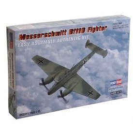 HobbyBoss Messerschmitt BF110 Fighter 1:72*sale*