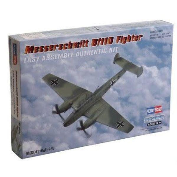 HobbyBoss Messerschmitt BF110 Fighter 1:72*sale*