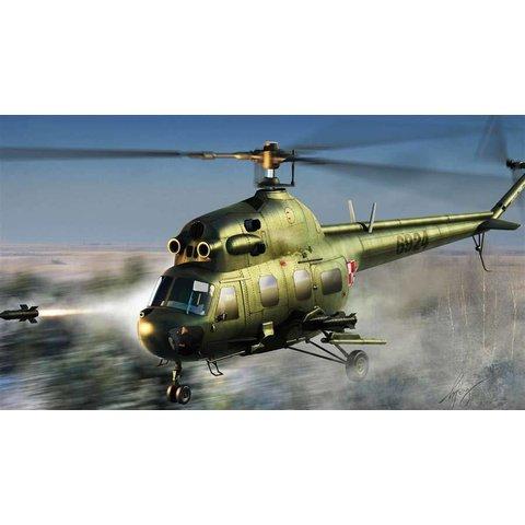 Mi-2URP Anti-Tank Helicopter 'Salamander' 1:72