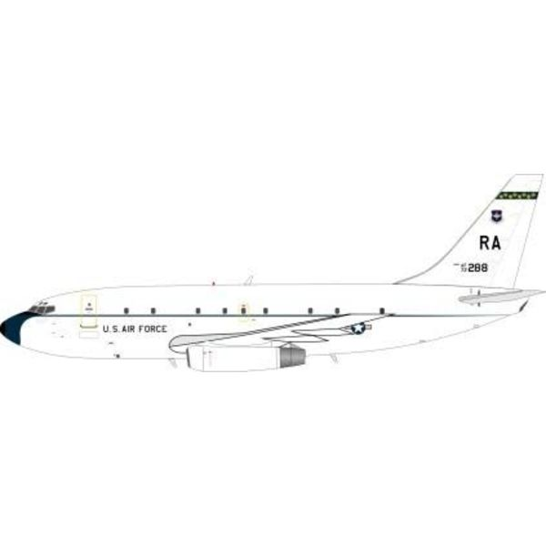 JFOX JFox2 T43A B737-200 US Air Force USAF RA 72-02881:200 With Stand