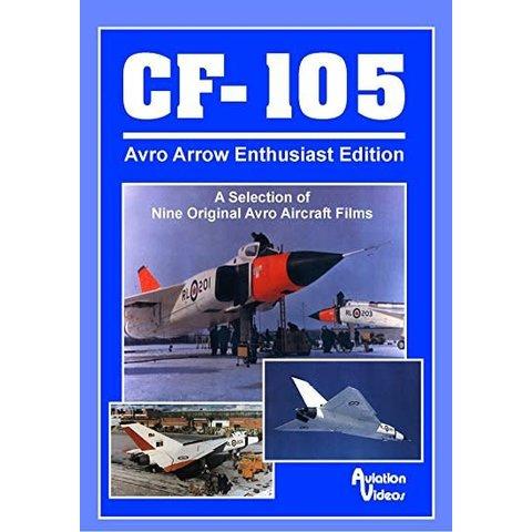 AVVID DVD CF105 Avro Arrow Enthusiast Edition