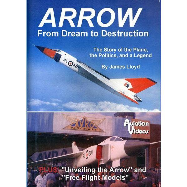 AVVID DVD Arrow:From Dream to Destruction